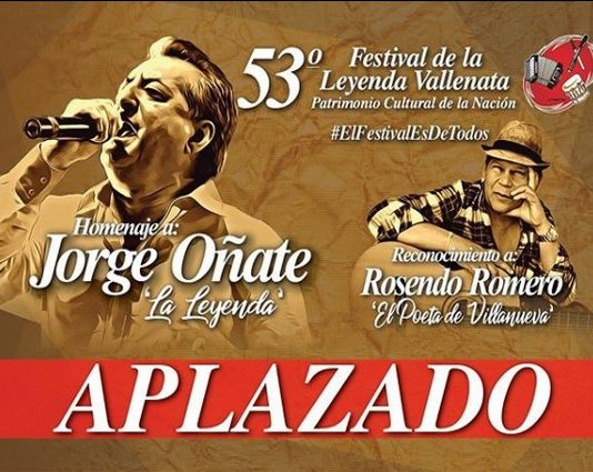 Festival Vallenato Aplazado